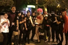 201510 - Halloween Pub Crawl - Oct 31 2015
