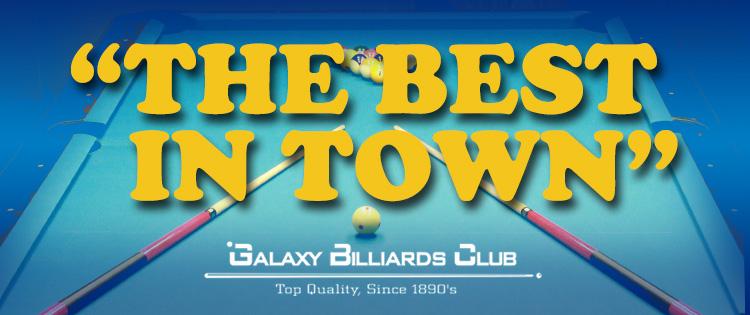 Galaxy Billiards Club