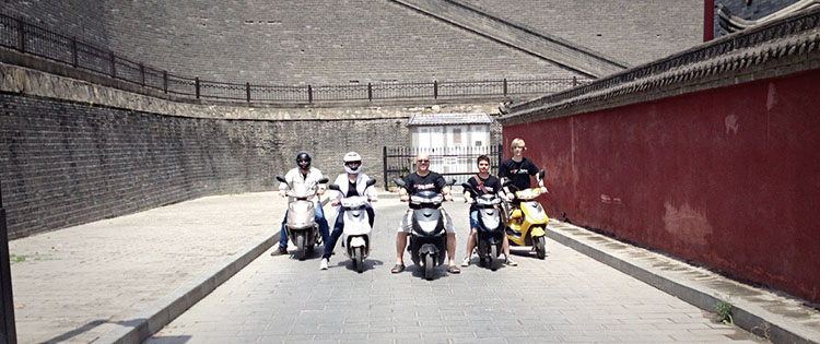 A Final Ride in Xi'an