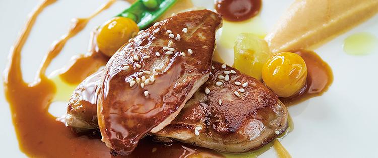 Foie Gras 法式煎鹅肝