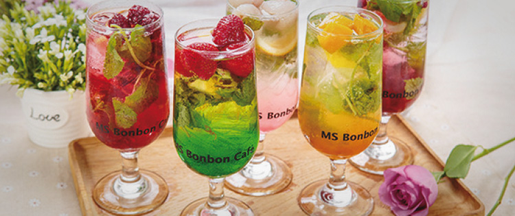 MS Bonbon Café 蜜斯甜心