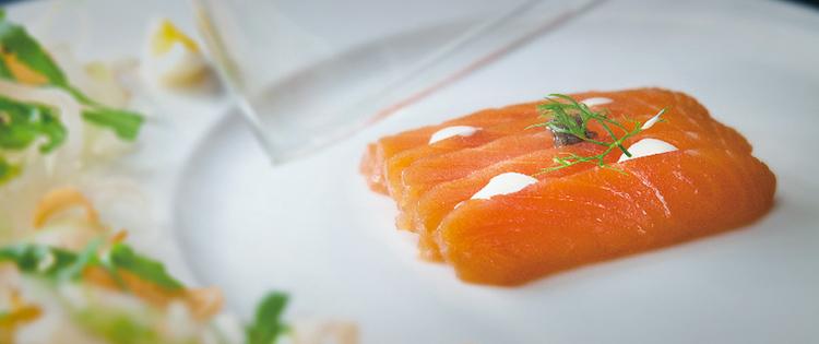 Norwegian Salmon 挪威三文鱼沙拉