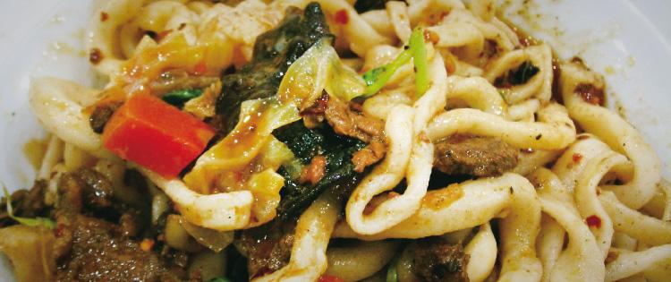 Liuxiang Noodles 柳巷面