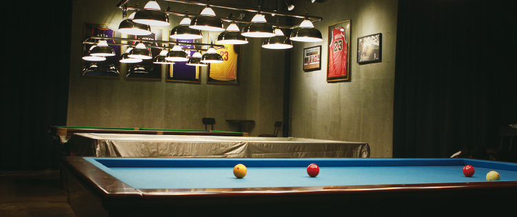 Galaxy Billiards Club 银河桌球