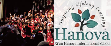 XI'an Hanova International School AD
