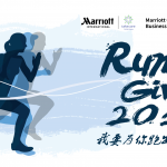Marriott International's 'Run to Give' Charity Run