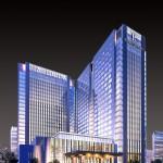 RENAISSANCE HOTELS DEBUTS IN NORTHWEST CHINA西北首家万丽酒店盛大开幕