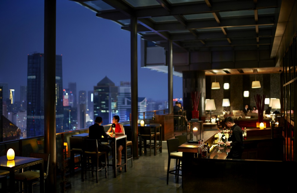 FLAIR Restaurant & Bar Terrace FLAIR餐厅酒吧 空中露台