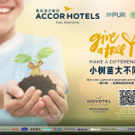 Give a Tree-Run For Planet -Novotel Xi'an
