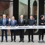 Fritz Hansen  西安艺术中心开业盛典,打造家居新地标