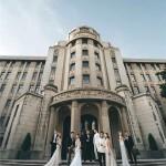 """西安索菲特传奇酒店 """"索爱·传奇""""2019婚尚品鉴沙龙华丽绽放"""