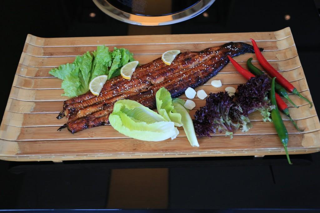 韩式烤鳗鱼 (2)
