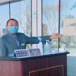 """鏖战疫情,春不误 – 西安浐灞艾美酒店打造""""零污染生态酒店"""""""