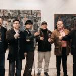 西安浐灞艾美酒店三周年答谢鸡尾酒会暨《幻·视》当代艺术邀请展优雅启幕