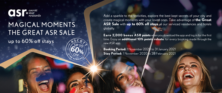 MAGICAL MOMENTS THE GREAT ASR SALE