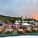 西安锦江国际酒店                                 王牌回归   畅享夏日•河畔烧烤自助晚宴火热开市