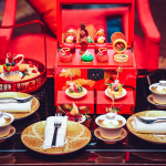 """唐风古韵 梦回长安 -西安富力希尔顿酒店""""希""""式唐风下午茶"""